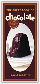 Purchase The Great Book of Chocolate from Amazon