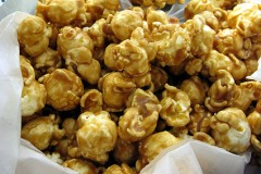 caramel corn photo