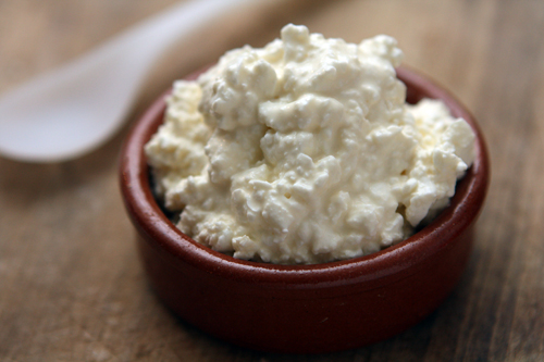 Homemade Cottage Cheese Recipe - David Lebovitz