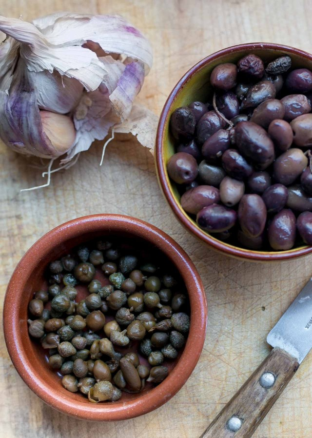French Olive Tapenade Recipe