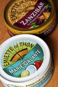 spreadable tuna mousse