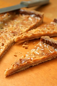 chez panisse almond tart