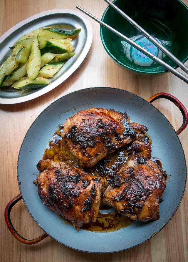 Olympic Korean Seoul chicken recipe
