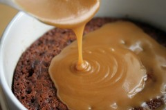 warm sticky toffee pudding recipe