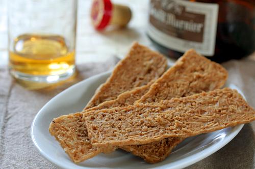 pain d'amandes