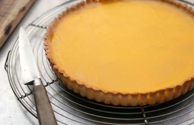 French lemon tart recipe-13