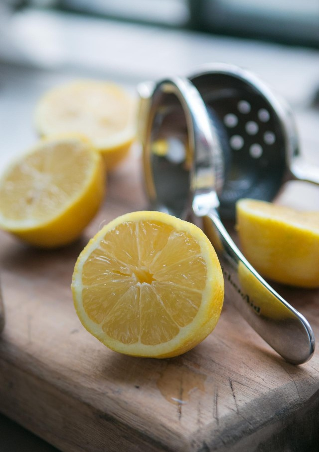 French lemon tart recipe