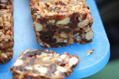 alice medrich fruitcake bar recipe