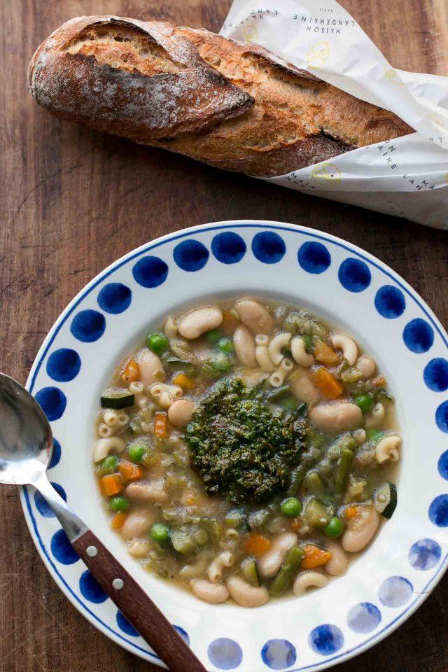 soupe au pistou recipe