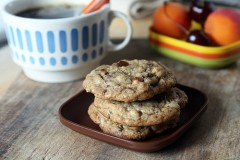 chocolate chip cookie recipe salted butter