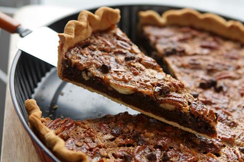 Chocolate Pecan Pie David Lebovitz