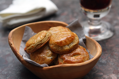 Blue Cheese Biscuits - David Lebovitz