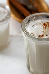 horchata blog recipe