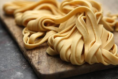 Pasta dough recipe without semolina