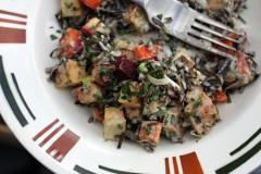 wild rice salad