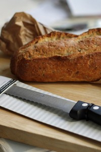 The bread knife