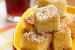 gooey cinnamon cake recipe