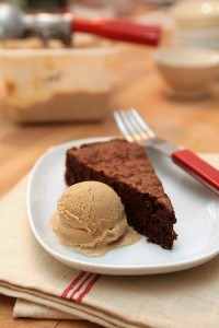chocolate buckwheat cake recipe