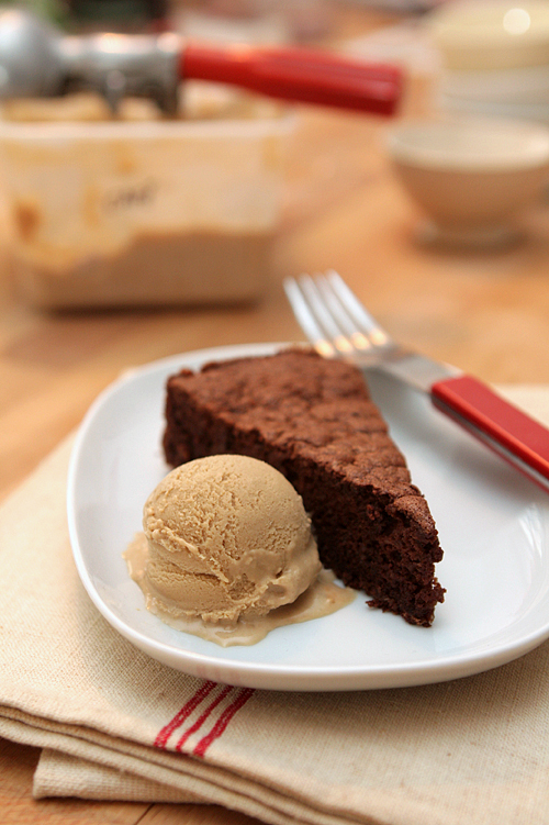 David Lebovitz's Blog - Chocolate Buckwheat Cake - January 24, 2013 02 ...