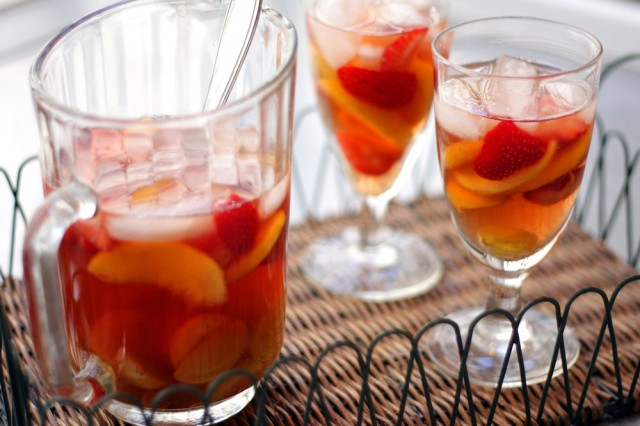Sangria rose recipe