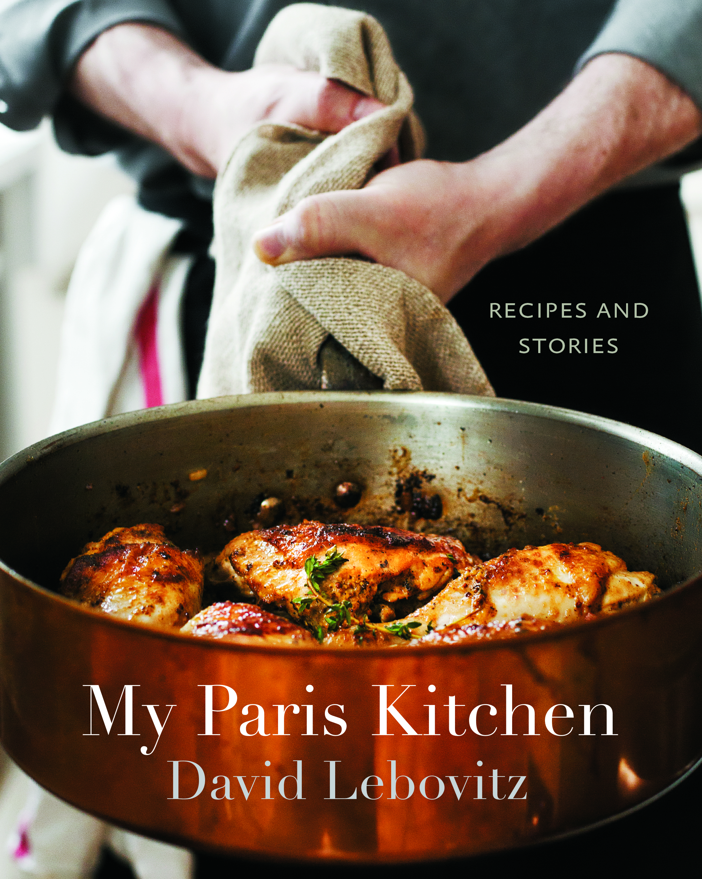 David Lebovitz cookbooks