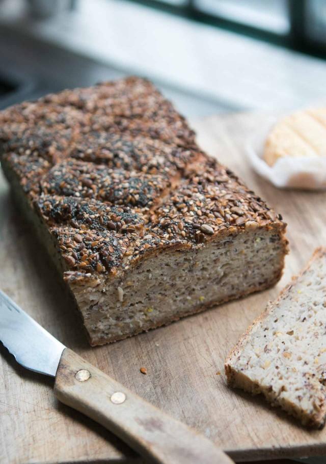 Chambelland gluten free bread bakery in Paris