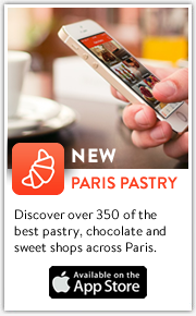New - Paris Pastry - Discover over 350 of the best pastry, chocolate and sweet shops across Paris.