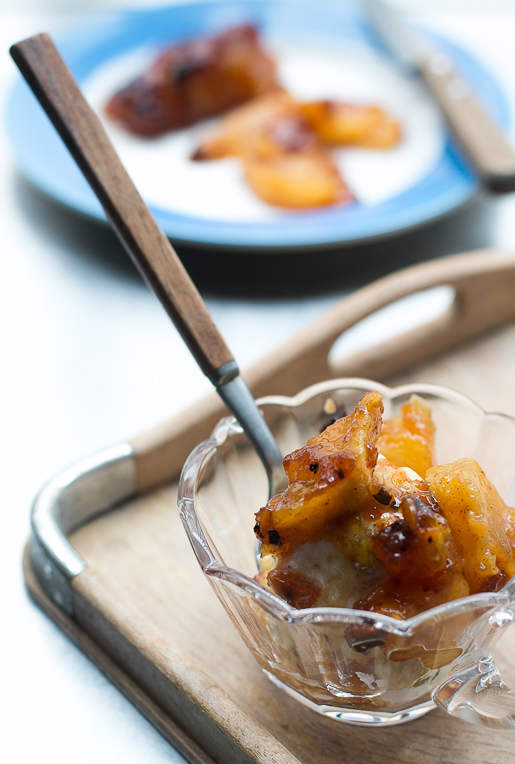 Caramelized Pineapple recipe