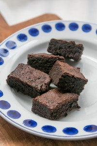 Deep Dark Salted Chocolate Brownie Recipe-14