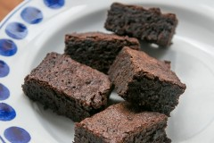 Deep Dark Salted Chocolate Brownie Recipe-14