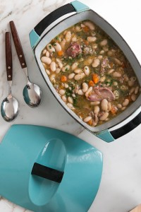 Pork and beans recipe