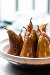 marsala baked pears recipe-