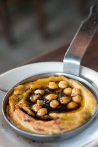 Zahav restaurant hummus