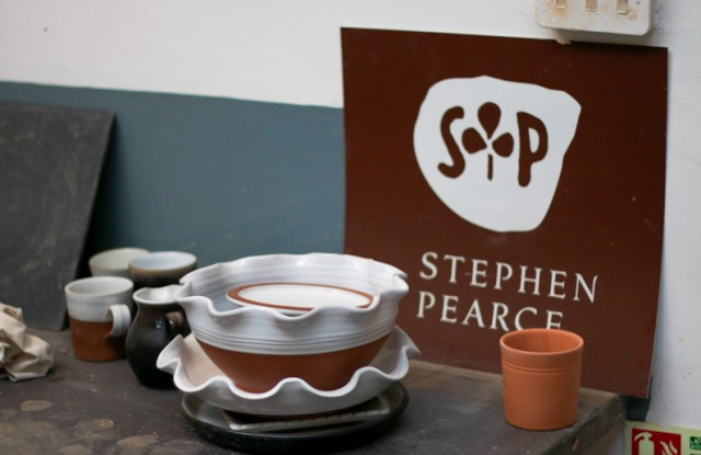 Stephen Pearce Irish Pottery