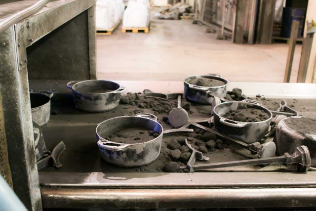 A Visit To The Le Creuset Factory David Lebovitz