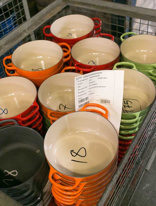 Le creuset outlet france