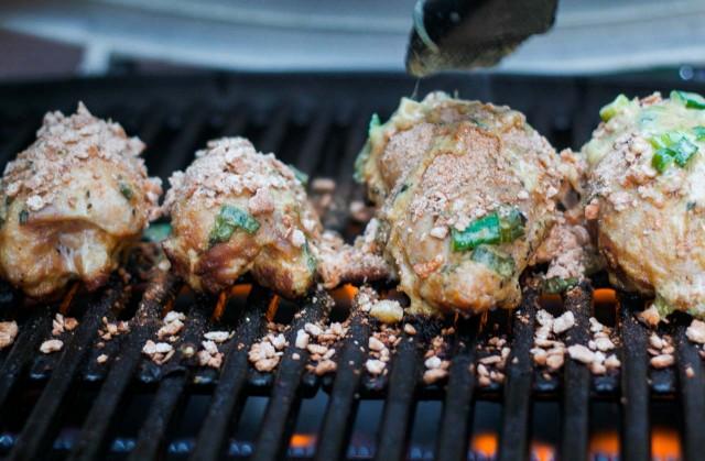 Deviled Grilled Chicken