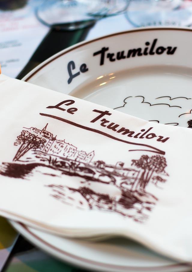 Le Trumilou Paris Bistro