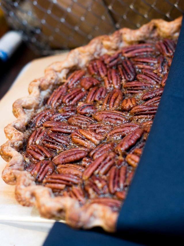 The Beast barbecue in Paris - Pecan pie