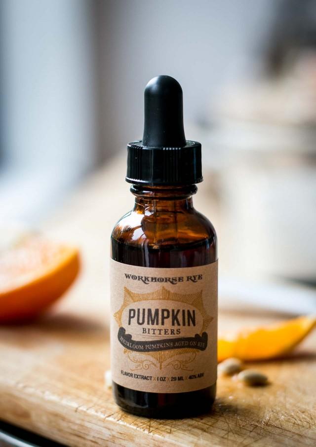 Pumpkin Bitters