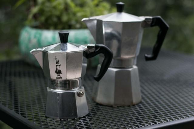 Bialetti Moka coffee pots