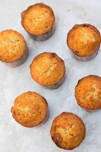Olive Oil Muffin Recipe