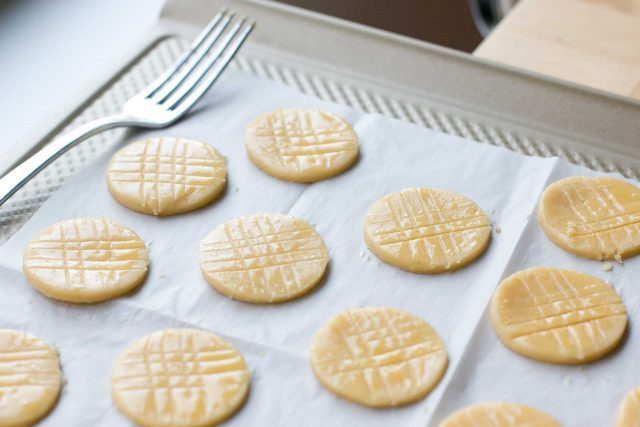 Sable Breton French butter cookies