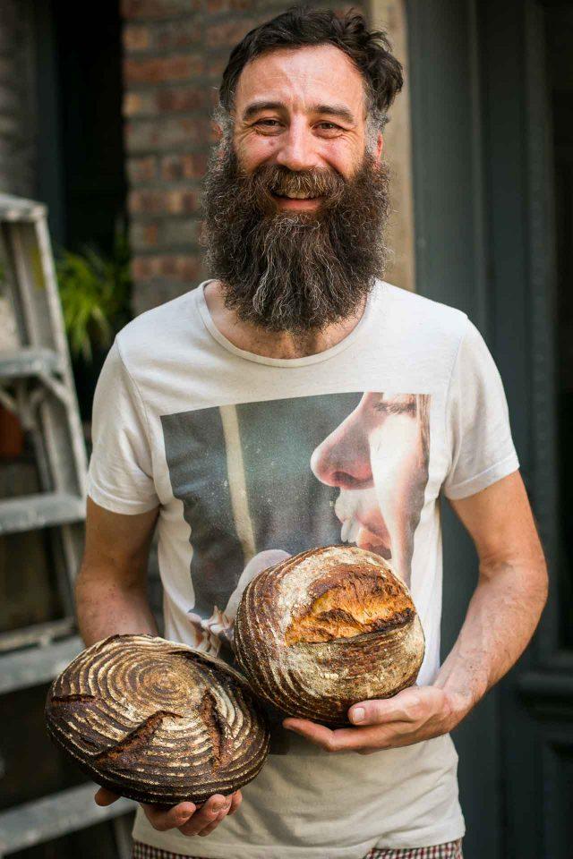 Baker Gus Reckel