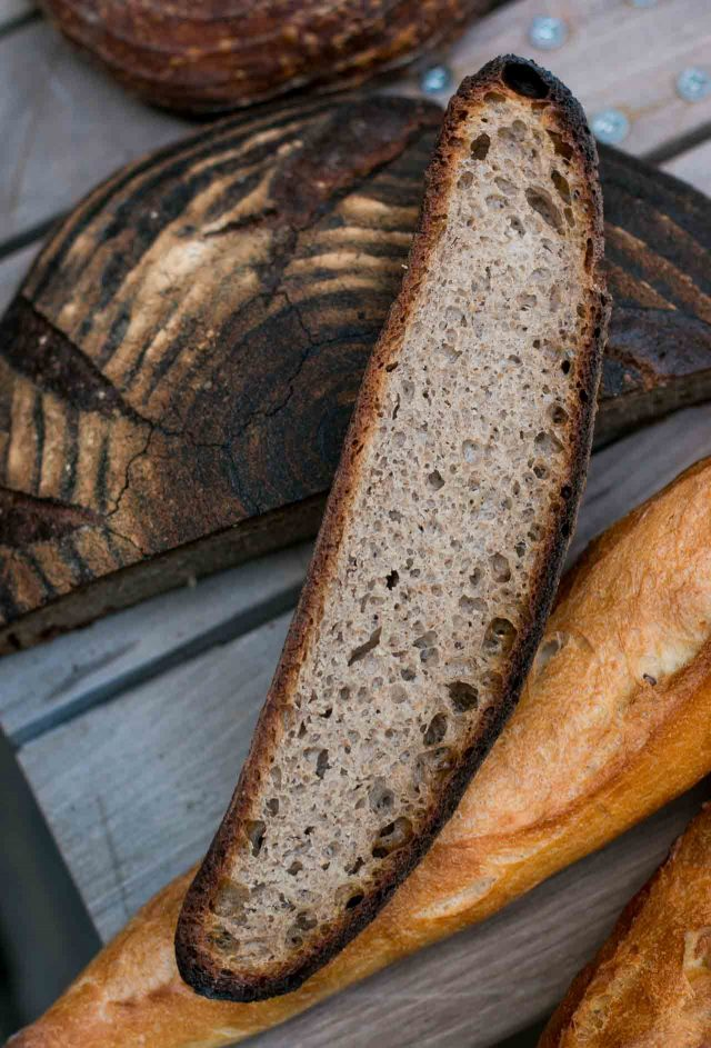 Miche French bread