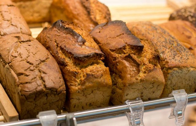 Panifica bakery gluten-free and low gluten breads