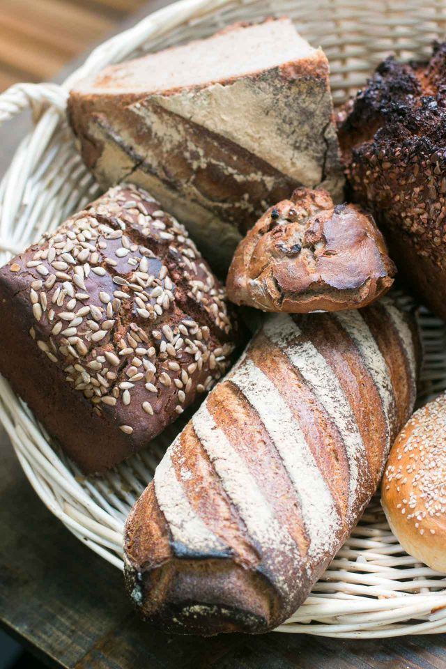 Panifica bakery bread selection