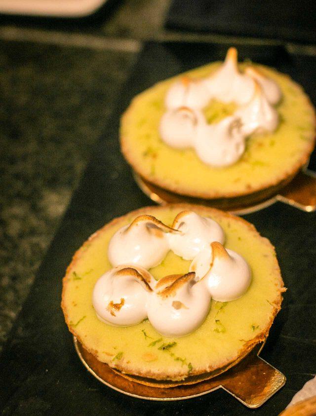 Panifica bakery lemon tart