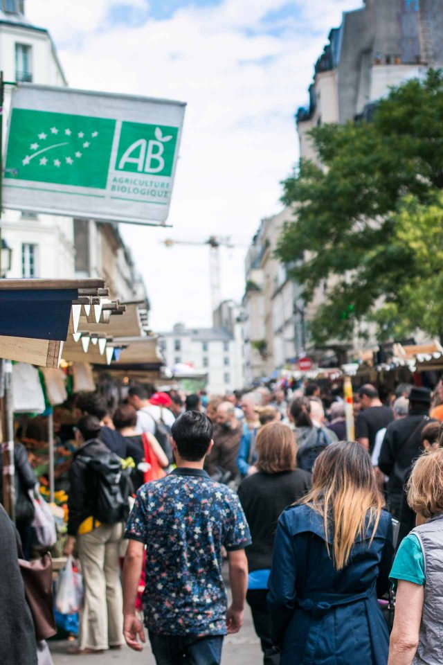 Marche d'Aligre Paris Outdoor Market-19