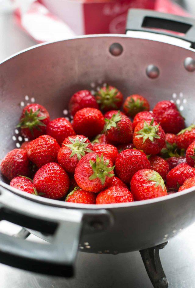 Strawberry Jam Recipe — Dishmaps